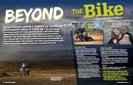 advmoto Jan 2018 beyond the bike